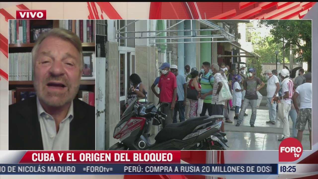por que eeuu no puede levantar el embargo a cuba