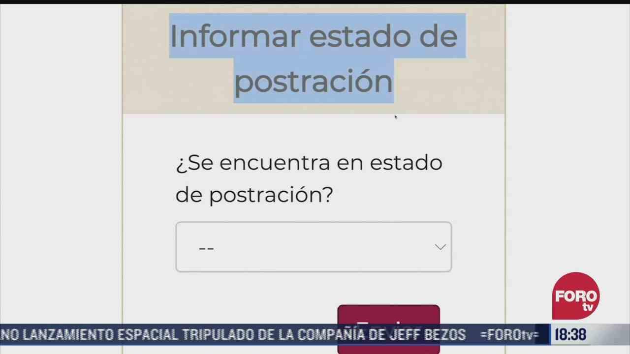 por que los menores de 30 anos en mexico desconocen la palabra postracion