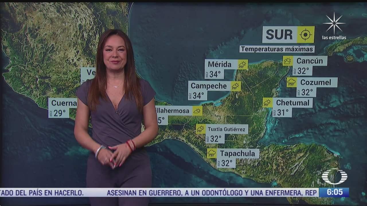 preven lluvias fuertes con posibles tornados en nuevo leon y tamaulipas