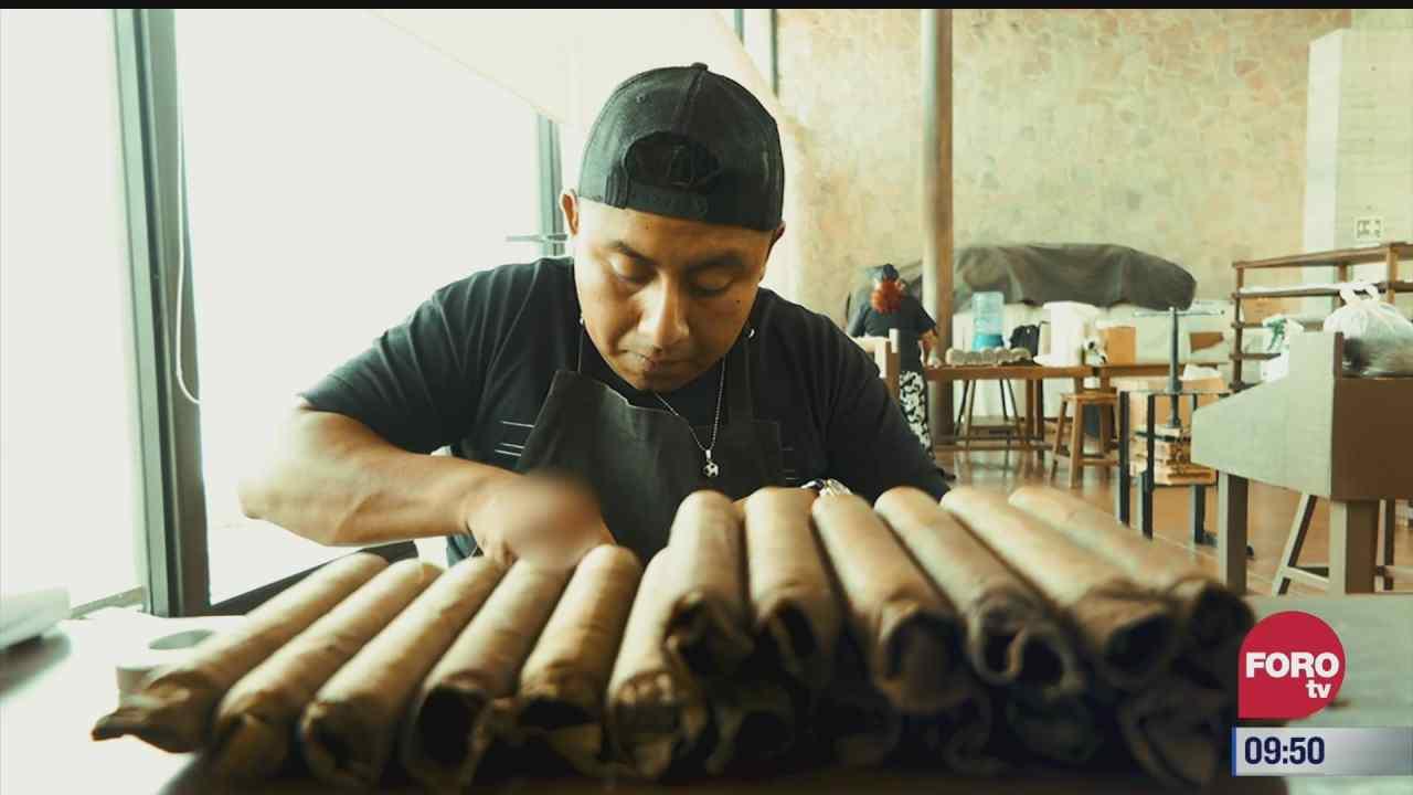 retratos de mexico elaboracion de puros
