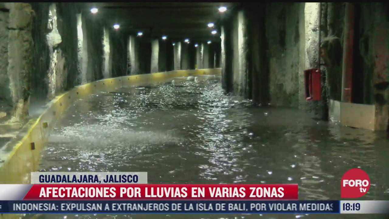 se registran fuertes lluvias en durango sinaloa jalisco y oaxaca