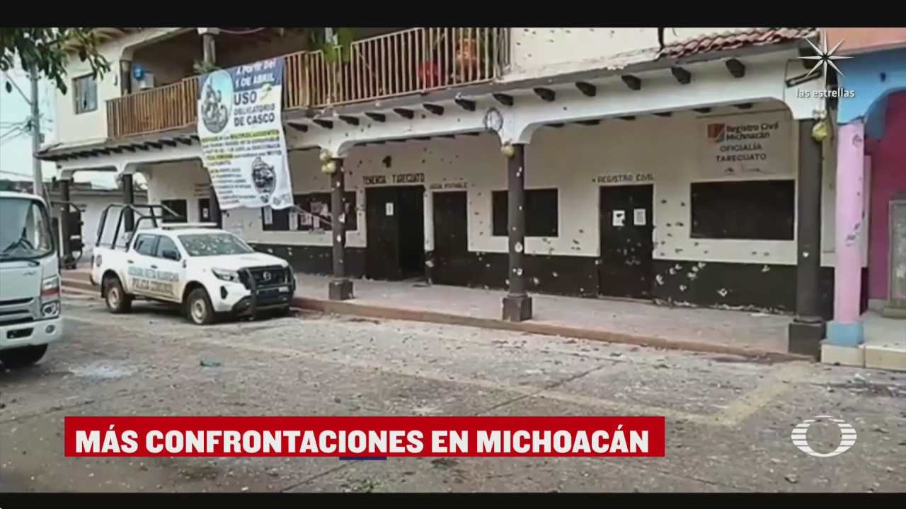 violencia en tierra caliente se extiende a otras regiones de michoacan