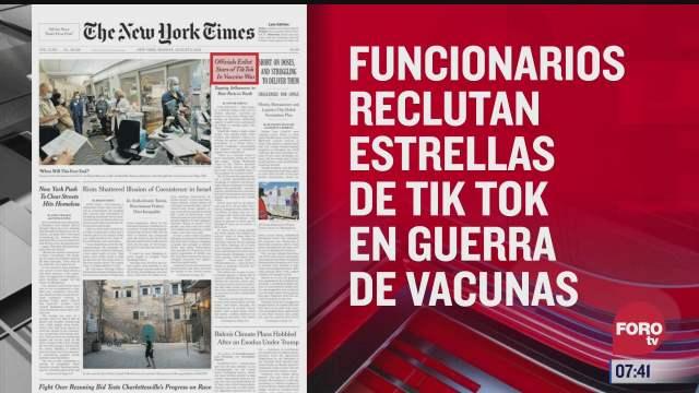 analisis de las portadas nacionales e internacionales del 2 de agosto del