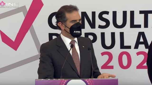 Jornada de Consulta Popular es exitosa, asegura Lorenzo Córdova