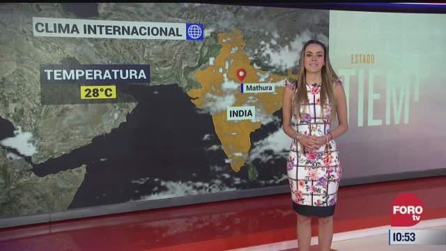 el climaenexpreso internacional del 5 de agosto del