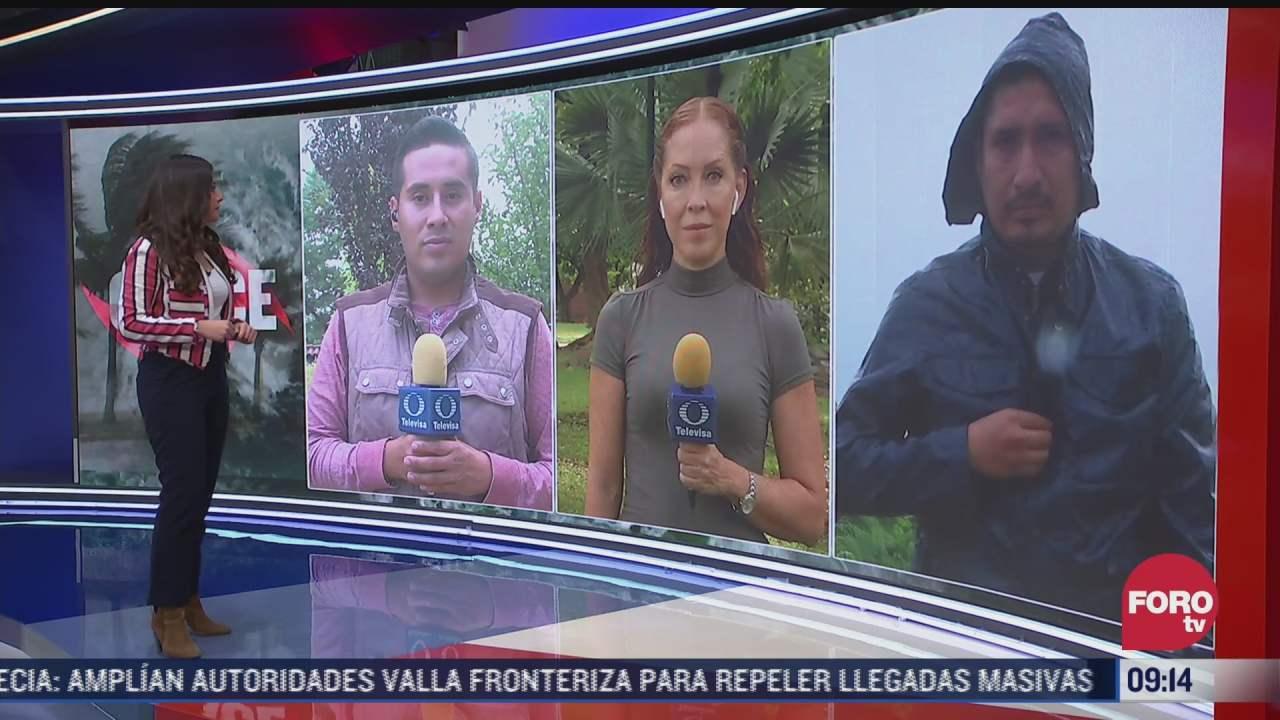las afectaciones que deja grace en su paso por mexico suman 9 muertos