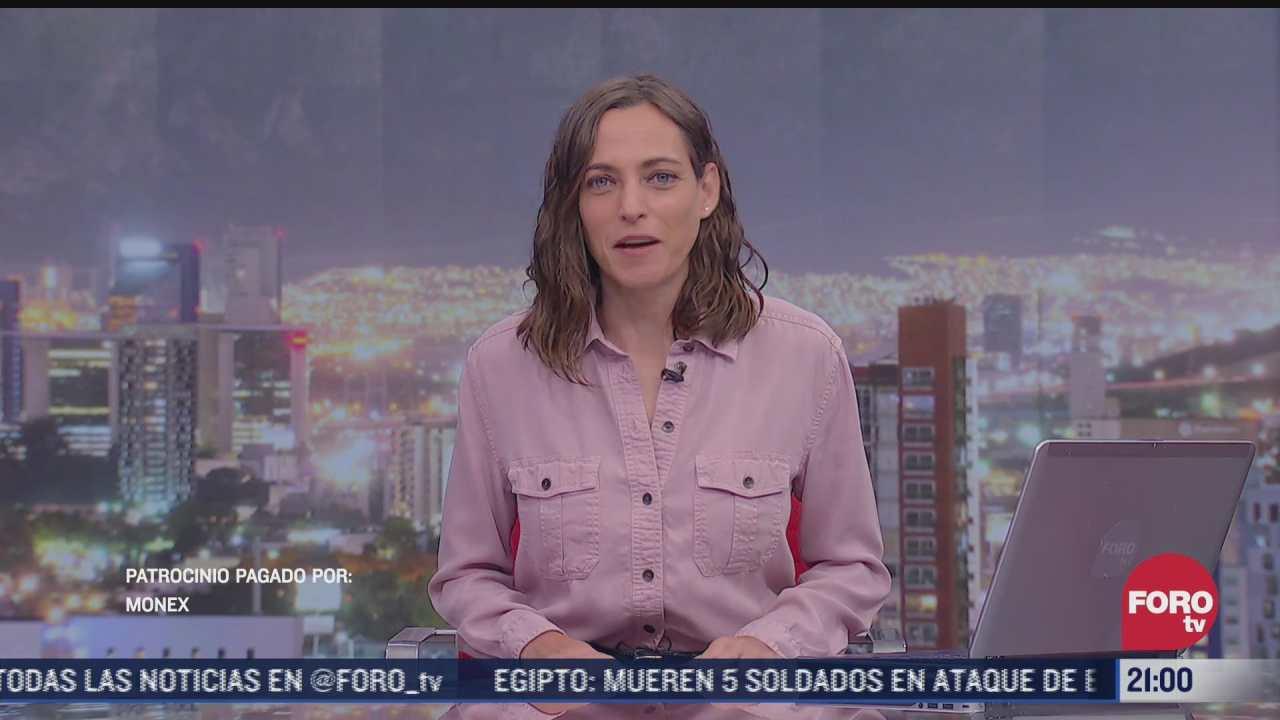 las noticias con ana francisca vega programa del 2 de agosto de