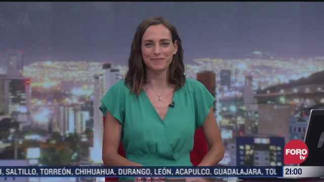 las noticias con ana francisca vega programa del 4 de agosto de