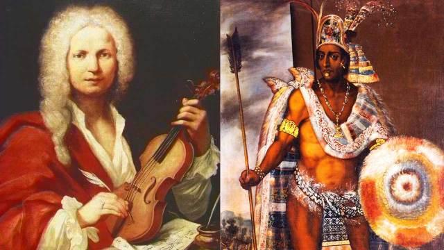 Moctezuma La ópera perdida de Antonio Vivaldi