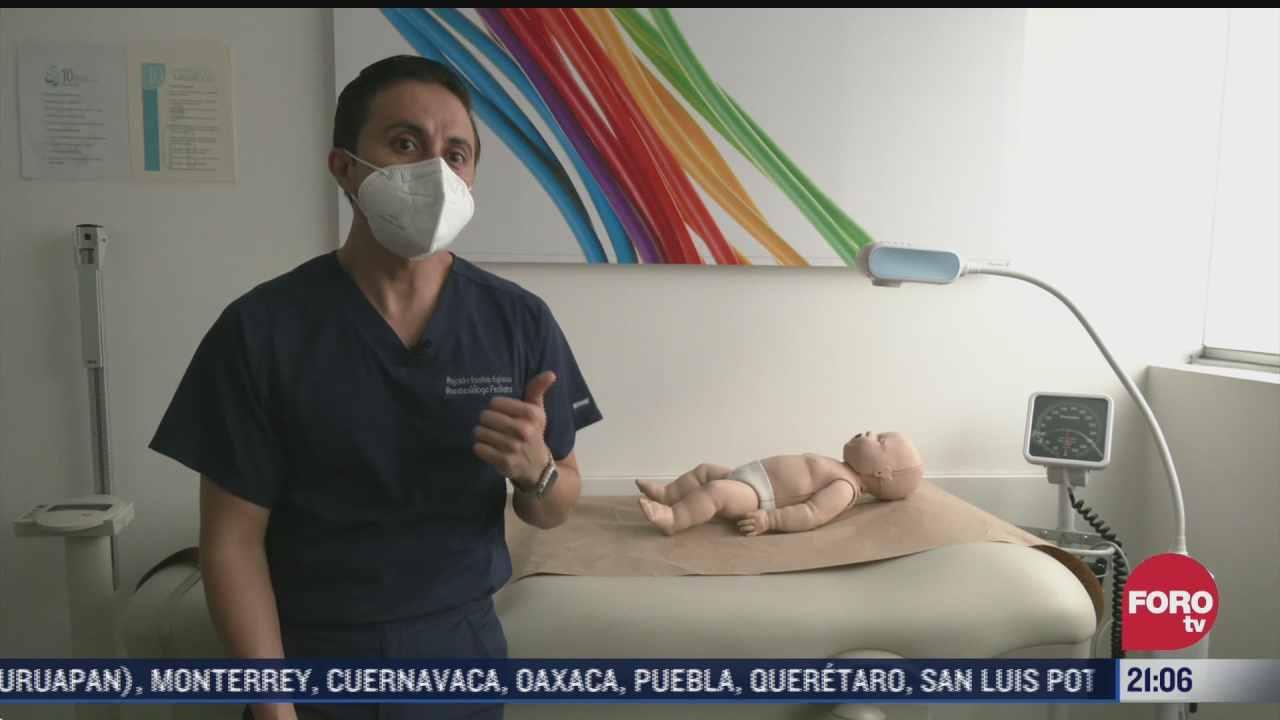 ninos y jovenes principales afectados por tercera ola de covid 19 en mexico