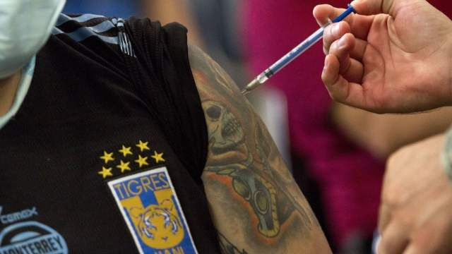 Vacunación contra COVID-19 para personas de entre 30-39 años en el municipio de Escobedo, Nuevo León (Cuartoscuro)