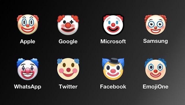 WhatsApp The true meaning of clown emoji