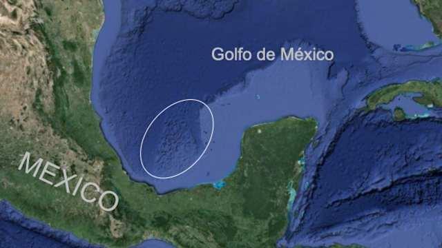 Aguas profundas del Golfo de México, en la Cuenca Salina (Imagen: rondasmexico.gob.mx)