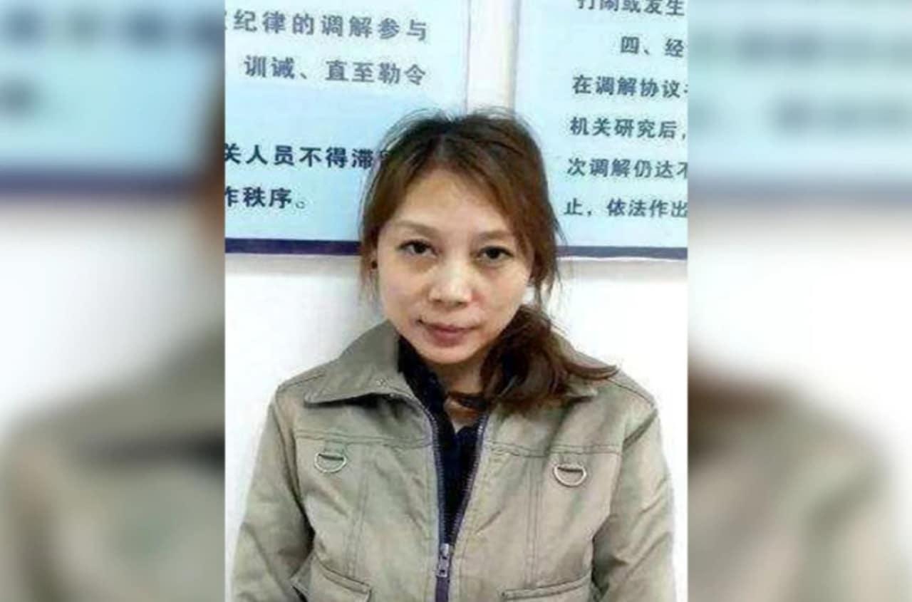 Lao Rongzhi fue detenida en Xiamen