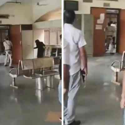 Sicarios matan a gángster durante juicio