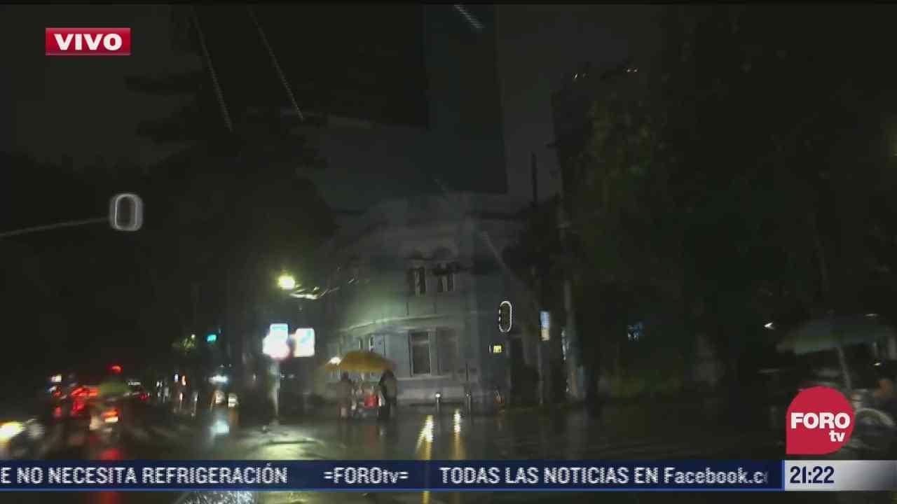 ajustan a magnitud 7 1 el sismo en acapulco que se sintio en cdmx