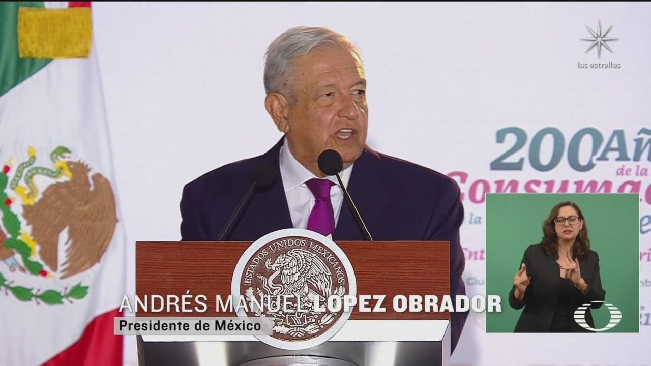 amlo y biden ofrecen mensajes por el bicentenario de la independencia de mexico