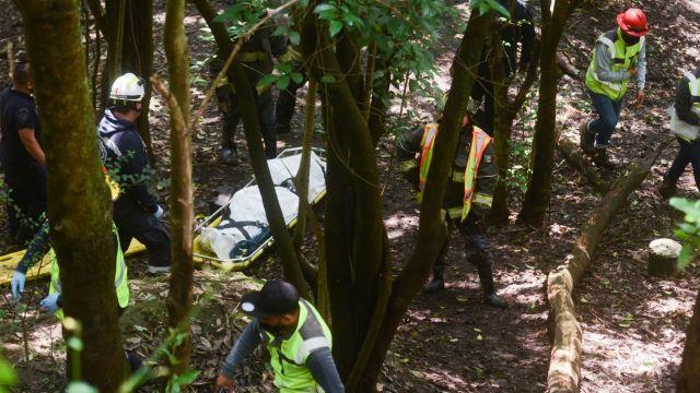 Un hombre fue encontrado muerto en el bosque de Chapultepec (Cuartoscuro)