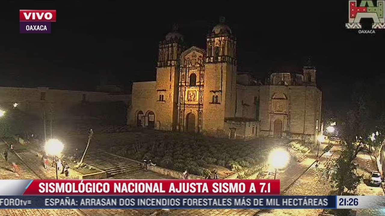 colapsa telefonia e internet en oaxaca tras sismo en acapulco