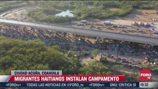 continua la crisis migratoria en ciudad acuna en tapachula y en pijijiapan chiapas