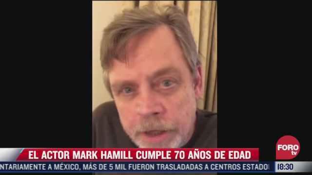 cumple 70 anos el actor mark hamill