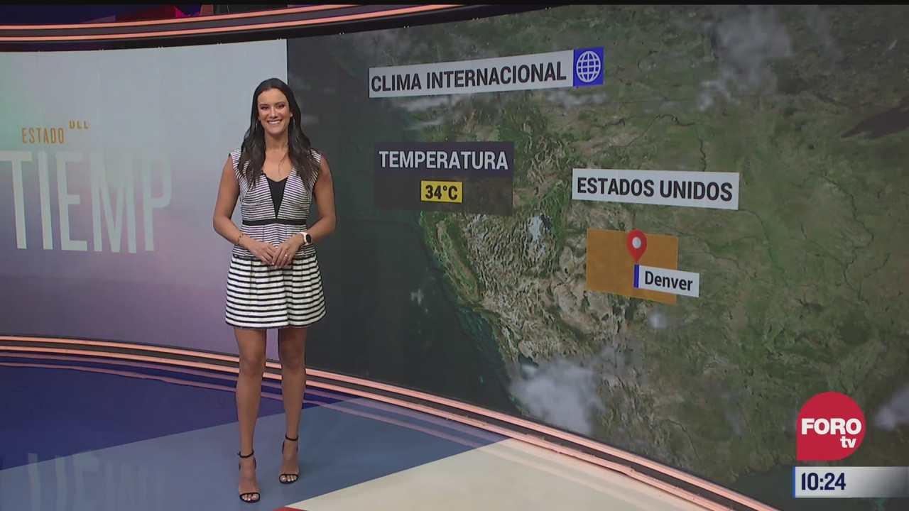 el climaenexpreso internacional del 6 de septiembre del