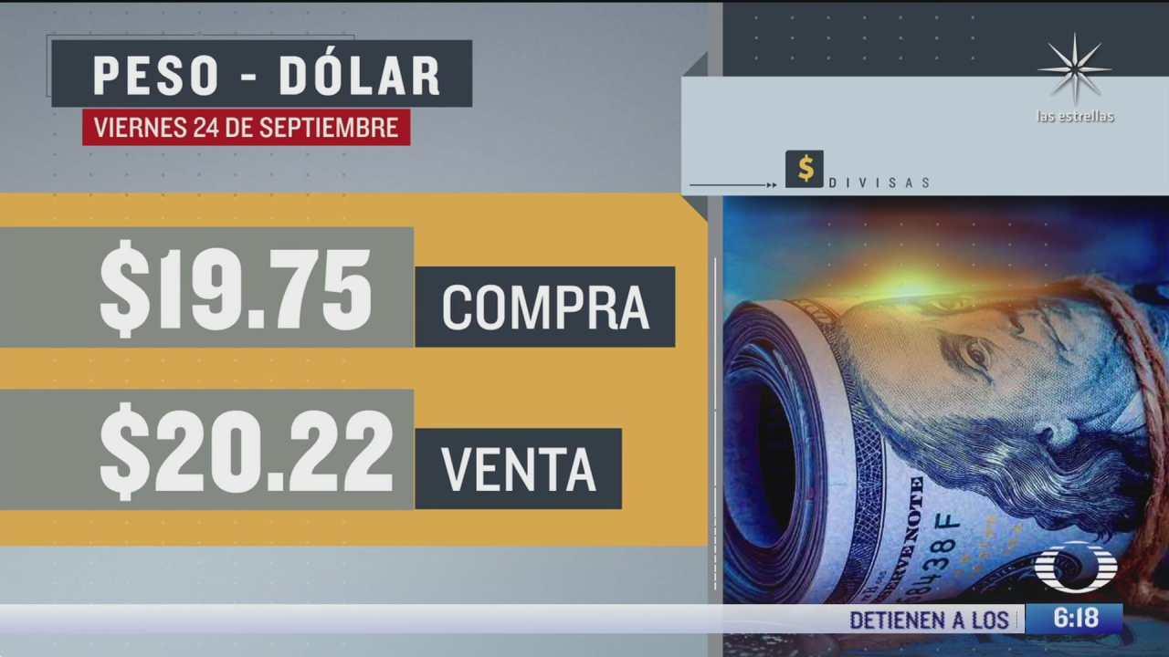 el dolar se vendio en 20 22 en la cdmx