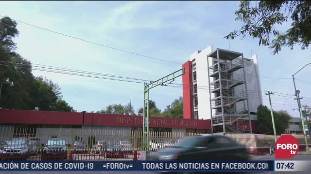 en el hospital general de mexico murieron 295 personas en el sismo de