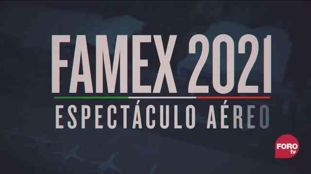 FAMEX 2021 Feria Aeroespacial México 2021