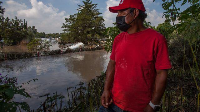 Habitantes de Tula piden plan urgente para evitar que aguas negras sean vertidas al río