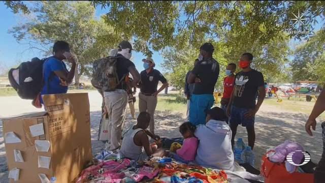 inm realiza operativos para presionar a haitianos a regresar a chiapas