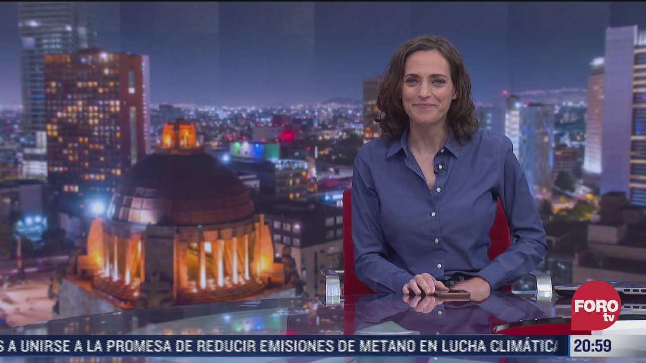 las noticias con ana francisca vega programa del 17 de septiembre de