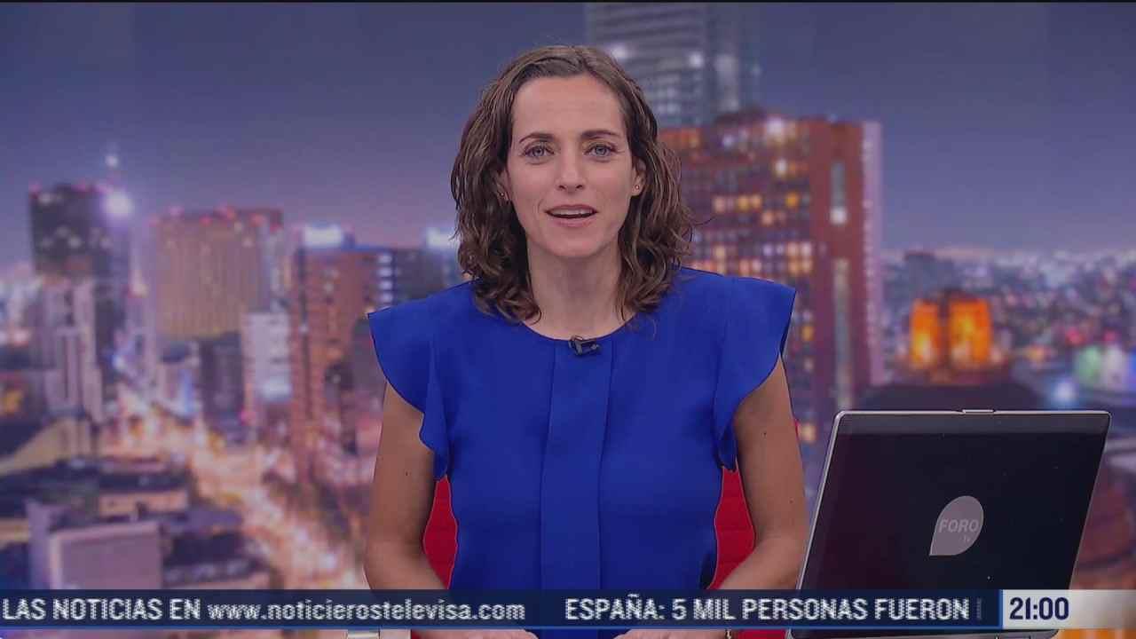 las noticias con ana francisca vega programa del 20 de septiembre de