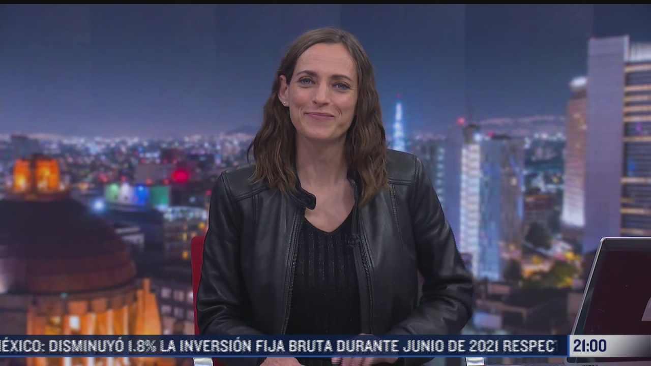 las noticias con ana francisca vega programa del 6 de septiembre de