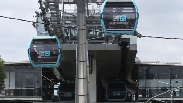 Línea 1 Cablebús