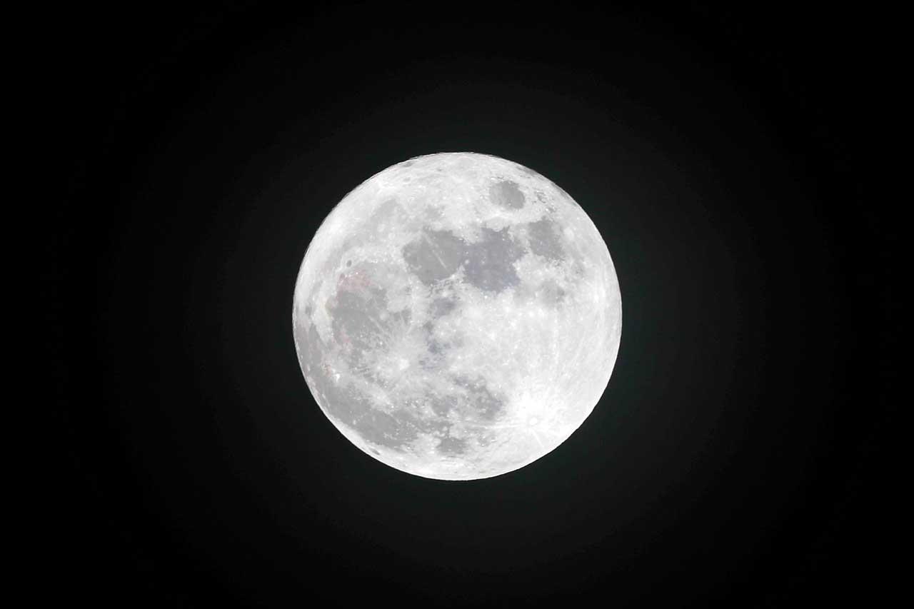 Luna de Cosecha en Guatemala 2021