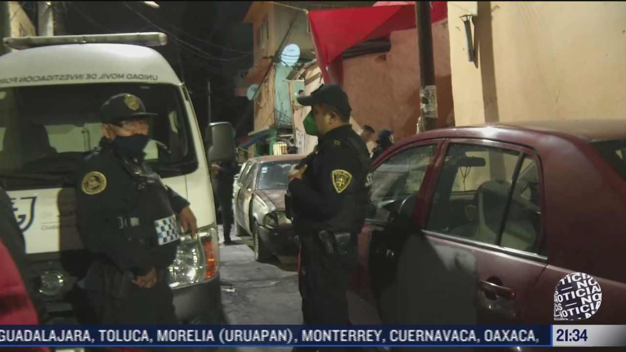 matan a hombre en calles de la alcaldia alvaro obregon