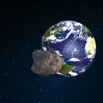 NASA establece que no se puede evitar el impacto de asteroide con la Tierra