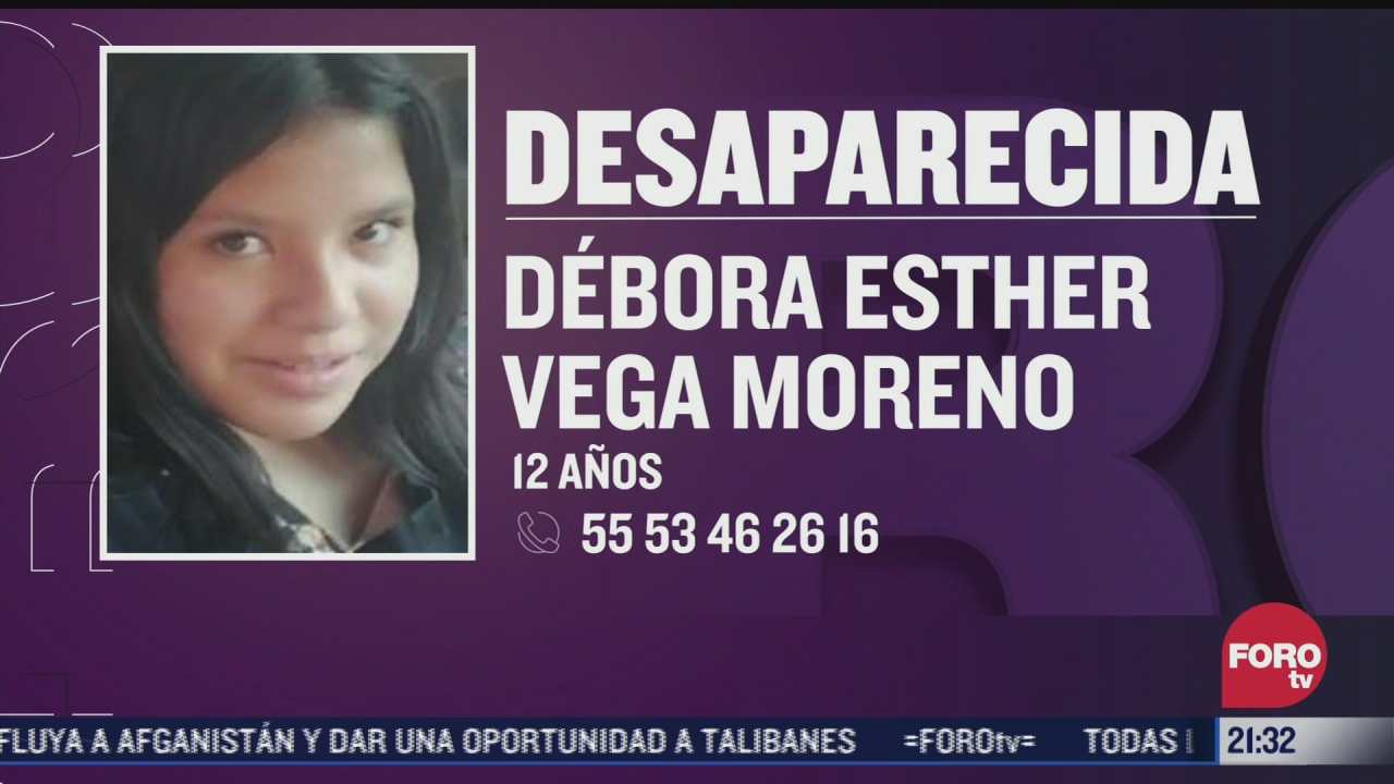 nina de 12 anos desaparece podria haber sido enganchada por videojuego