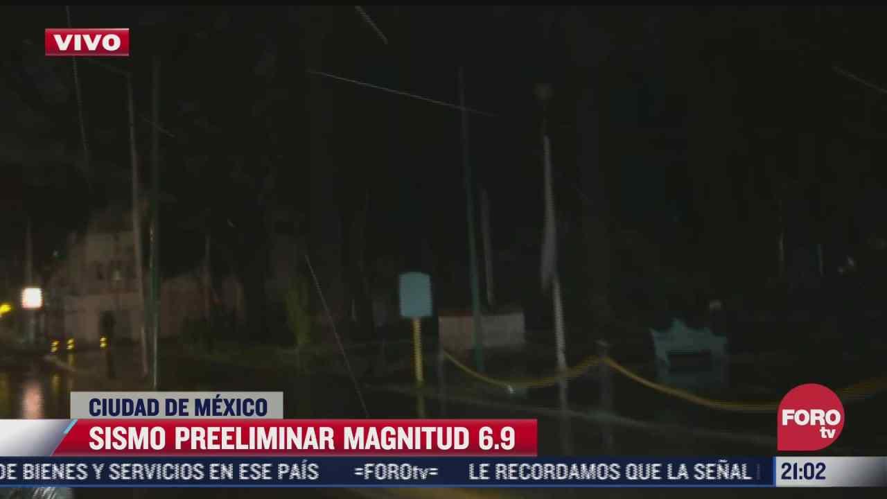 no se reportan danos en ecatepec tras sismo de