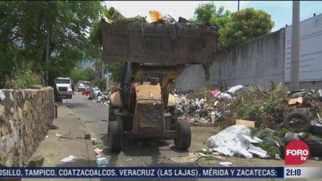 nueva alerta sanitaria por basura en acapulco guerrero