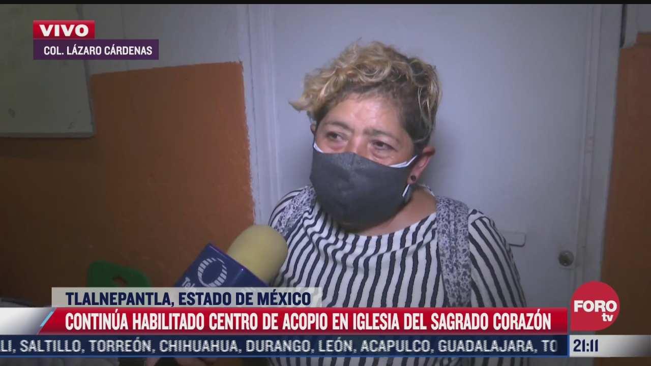piden colchonetas para afectados por deslave en chiquihuite