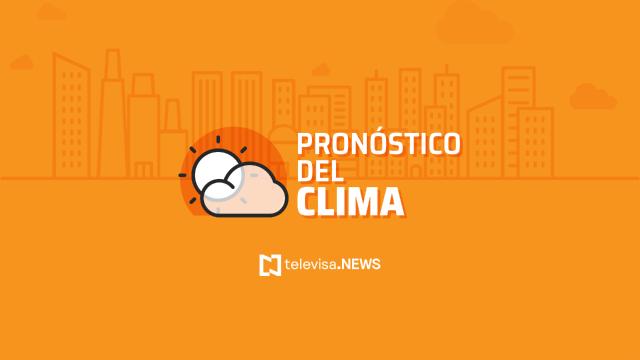 Clima Hoy en México: Frente frío 1 propiciará lluvias fuertes en Veracruz, Chiapas y Oaxaca