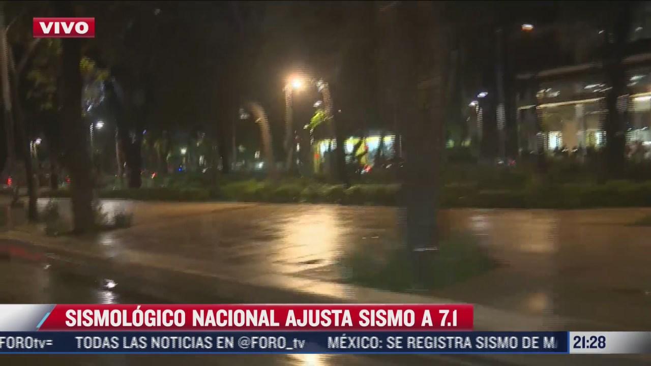 puebla descarta danos por sismo en acapulco