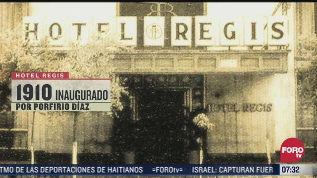 recuerdan en la plaza solidaridad a los fallecidos del hotel regis
