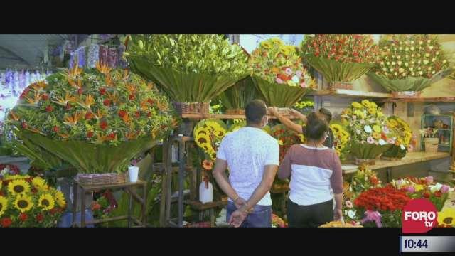 retratos de mexico el colorido mercado de jamaica