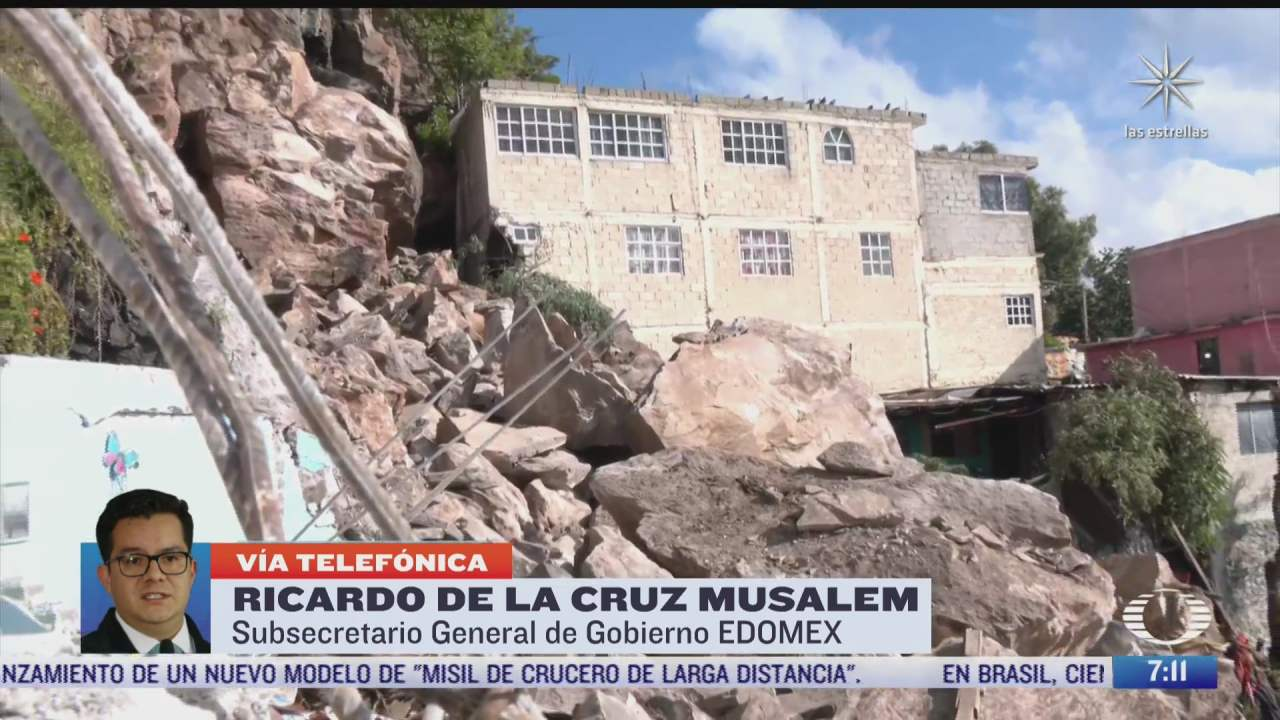 ricardo de la cruz musalem subsecretario general de gobierno del estado de mexico en entrevista para despierta