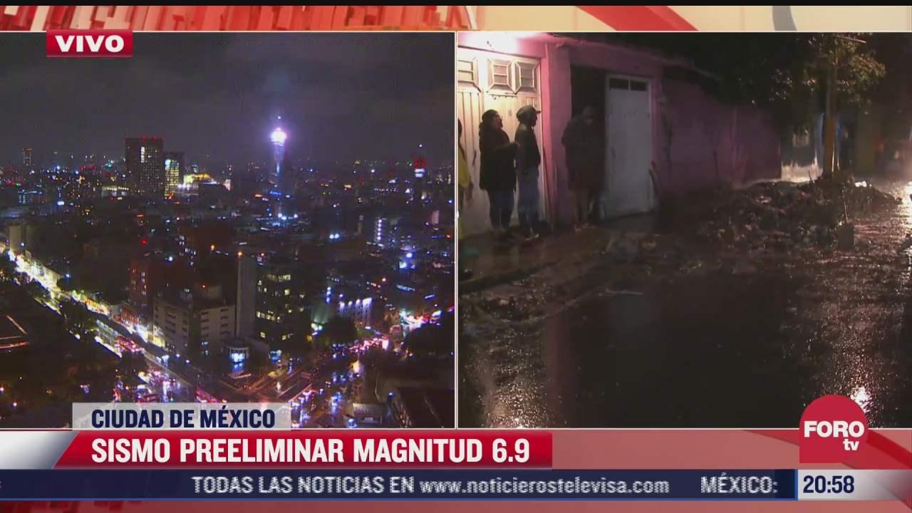 se registra sismo en acapulco magnitud preliminar