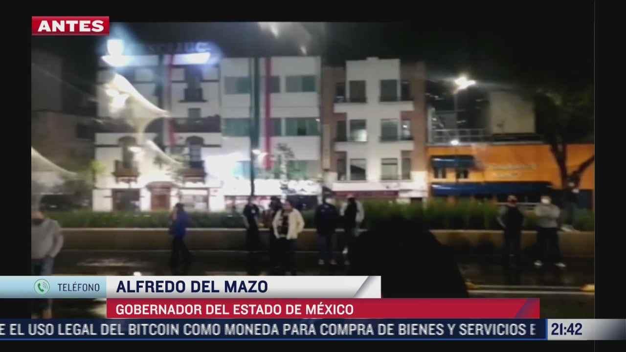 sin reporte de danos en el estado de mexico tras sismo de 7 1 grados