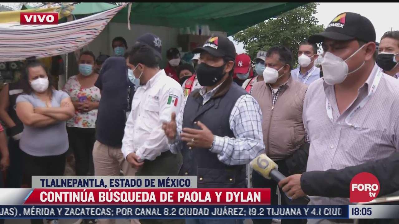 suspenden labores de busqueda en el chiquihuite por emanaciones de gas